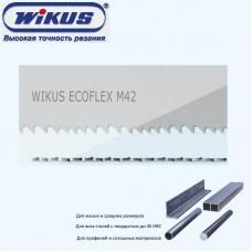 WIKUS ECOFLEX M42 27/0,9 мм полотно ленточнопильное по металлу