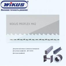 WIKUS PROFLEX M42 13/0,65 мм пила ленточная по металлу